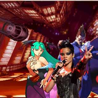 Tower of Distrubia - Rihanna vs Darkstalkers