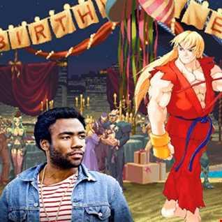 Ken of 3005 - Childish Gambino vs Street Fighter