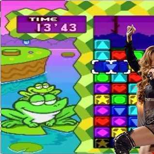 Water Diamonds - Rihanna vs Tetris Attack