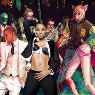Miami sex and magic - Ciara vs Hot line Miami