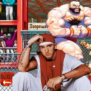 Without Red Cyclone - Eminem vs Street Fighter 2