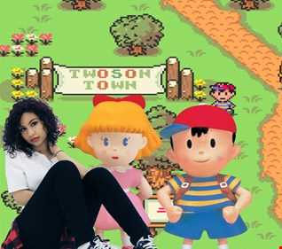 Here in Twoson - Alessia Cara vs Earthbound