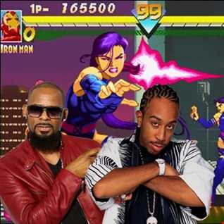 Mutant Star Psylocke - R.kelly vs Marvel