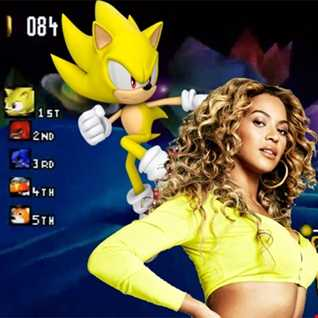 Super Sonic Checking - Beyonce vs Sonic the Hedgehog