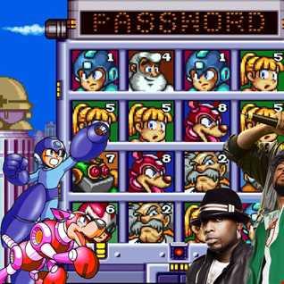 Gem em Password - Kanye West vs Megaman