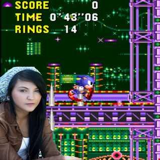 Invincible Speedway Future - Julia Michael vs Sonic the Hedgehog