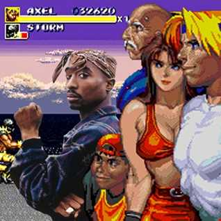 Staring at the Ending in my rear view - Tupac vs Streets of Rage