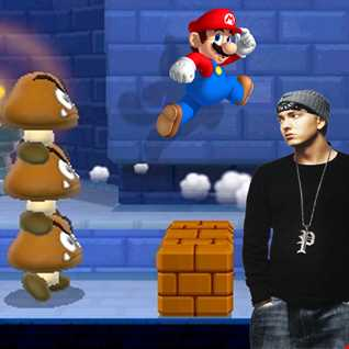 Cleaning out My Warp Pipes - Eminem vs Super Mario