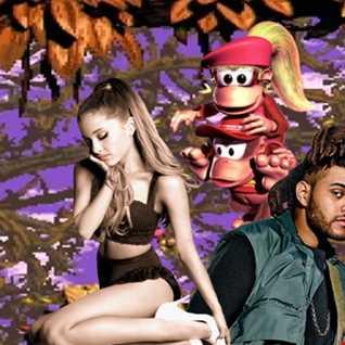 Stickerbush Love (Tee Lopes remix) - Ariana Grande vs Donkey Kong