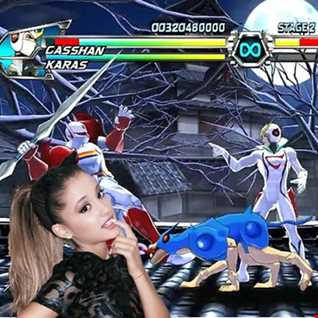 Moonlight Love - Ariana Grande vs Tatsunoko vs Capcom