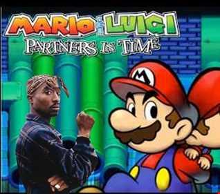 Loyal to the Pipes - Tupac vs Mario & Luigi