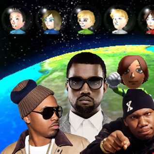 Better than every menu - Kanye West vs Mario Kart