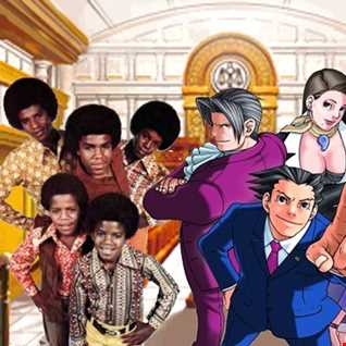 I'll be there for Justice - Jackson 5 vs Phoenix Wright