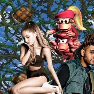 Stickerbush Love - Ariana Grande vs Donkey Kong