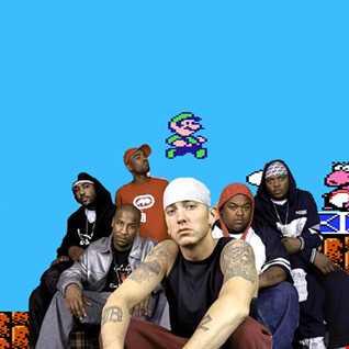 Boss fight music - Eminem vs Super Mario