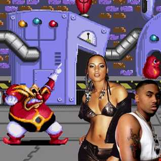 Mean Bean Warrior - Nas vs Dr. Robotnik