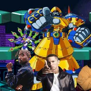 Cyber Fight - Eminem, Tupac and Big L vs Mega man X