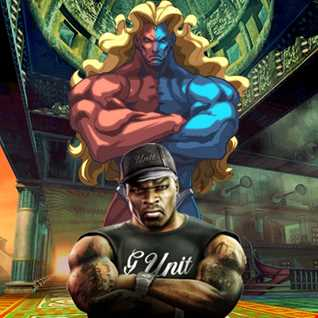 Gill dont back down - 50 cent vs Street Fighter