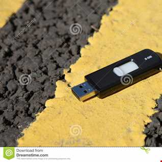 The Lost Usb
