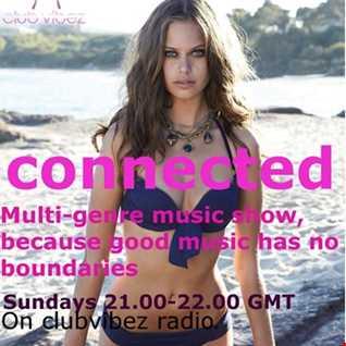 DJ Ray presents the connected radio show@ClubVibezRadio 08/01/2017