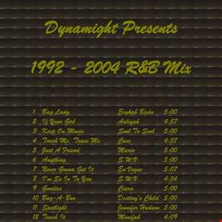1992   2004 R&B Mix