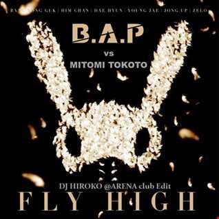 B.A.P vs MITOMI TOKOTO - FLY HIGH [DJ HIROKO @ARENA club Edit]