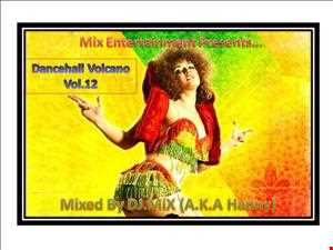 DJ.HANNY (A.K.A MiX)   DANCEHALL Volcano Vol.12