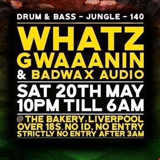 whatzgwaanin mix from 20th may 2017