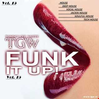 Tommy Gee White - Funk It Up! Vol. 15
