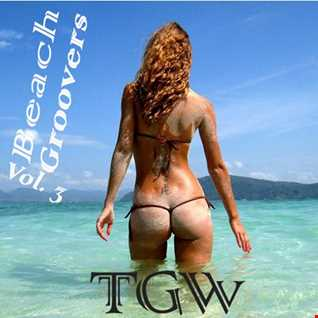 Tommy Gee White - Beach Groovers Vol. 3