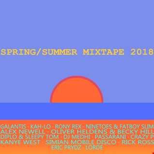 Spring Summer Mixtape