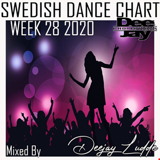 Swedish Dance Chart W28 2020 by Deejay Ludde