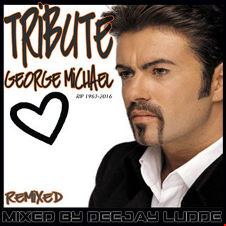 Tribute to George Michael remixed   Ludde In Da House