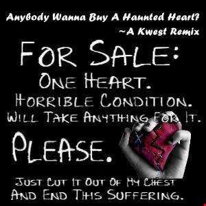 DJ Kwest   Anybody Wanna Buy A Haunted Heart [Tagged]
