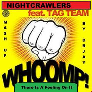 Tag Team feat. Nightcrawlers  -- Whoomp There Is A Feeling On It -- Mash Up by drJAY