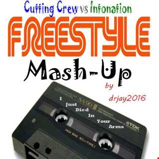 Cutting Crew vs Intonation - I Just Died In Your Arms (Freestyle Mash up)