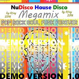 nudisco soul funk house disco pop forever megamix
