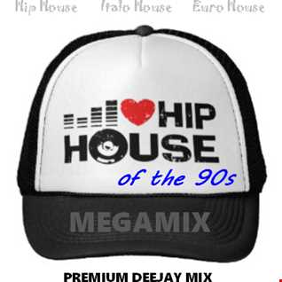 I Love Hiphouse of the 90s Megamix