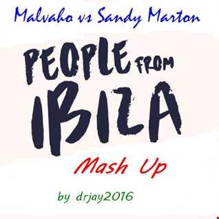 Malvaho vs Sandy Marton People from Ibiza (Mash Up Demo)