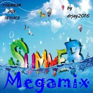 Summer Megamix Vol.1 (Mixed by drjay2016)