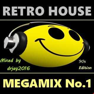 retro house megamix no.1