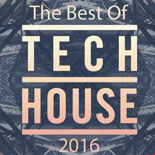 The Best Tech House / House Music From 2016