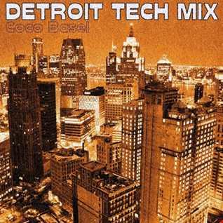 Detroit Tech Mix - Coco Basel