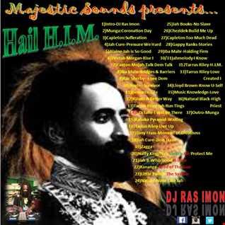 Hail H.I.M. by DJ Ras Imon