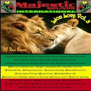 Lion Love Vol. #3