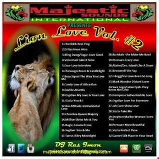 Lion Love Volume 2 by DJ Ras Imon