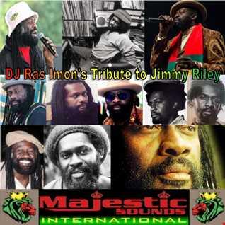 Tribute to Jimmy Riley by DJ Ras Imon