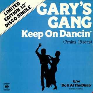 Keep On Dancin' (Rod Funk Edit) (Snippet)