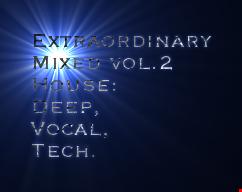 Extraordinary vol.2 Max Tee Dj House Music