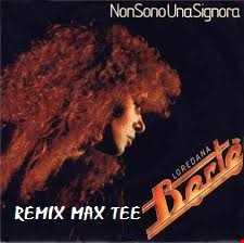 Non sono una signora remix MAX TEE   Loredana Bertè remix MAX TEE